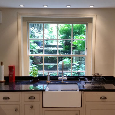 Domestic lighting and electrical